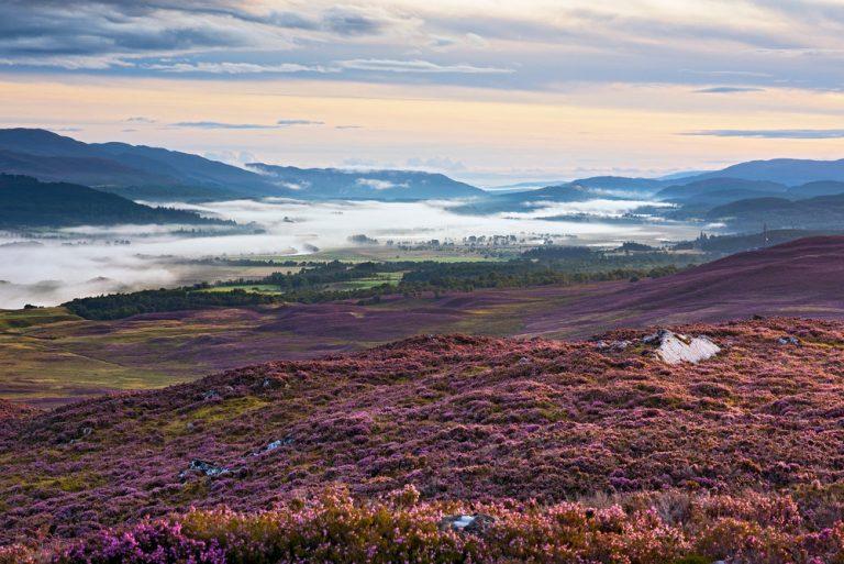 Badenoch & Strathspey by Photographer Ed Smith